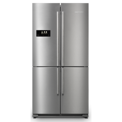 Download Rangemaster Rsxs18ss/c French Style Four Door Sxs Fridge ...
