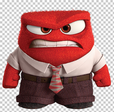 Riley Anger Pixar Emotion Poster, captain america PNG clipart ...