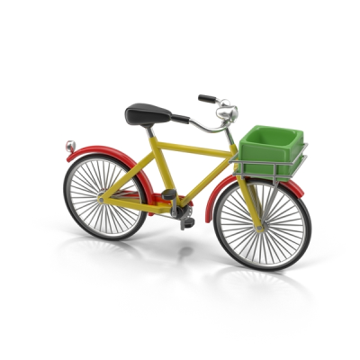 Cartoon Bicycle PNG Images & PSDs for Download | PixelSquid ...