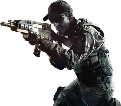 Call Of Duty Soldier transparent PNG - StickPNG