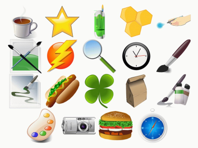 Picture Of Household Items - Clip Art Library