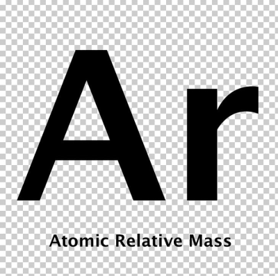 Relative Atomic Mass Chemistry Chemical Change Chemical Bond PNG ...