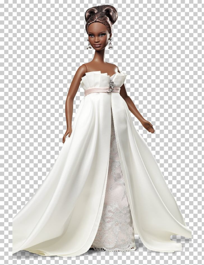 Barbie Doll Wedding Dress Fashion PNG, Clipart, Barbie, Barbie ...