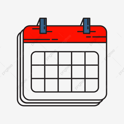 Calendar Icon | Business And Finance With Outline Filled Style ...