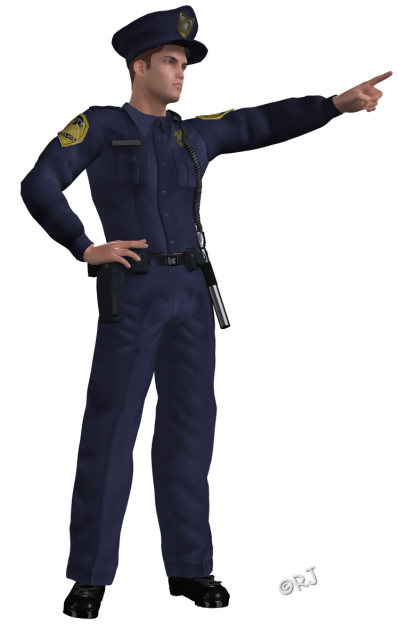 Police officer Official Military uniform Army officer - policeman ...