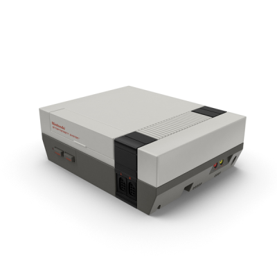 Nintendo NES Console PNG Images & PSDs for Download | PixelSquid ...