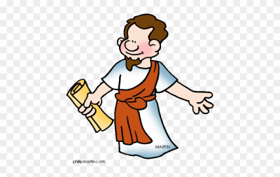 Free Bible Clip Art By Phillip Martin Saint Paul Clip - Paul ...