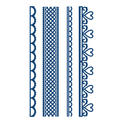 Lace Border Png, Transparent PNG, png collections at dlf.pt