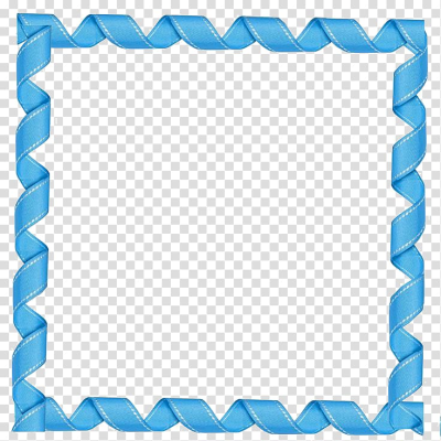 Blue lace frame , frame Blue , Blue Border Frame transparent ...