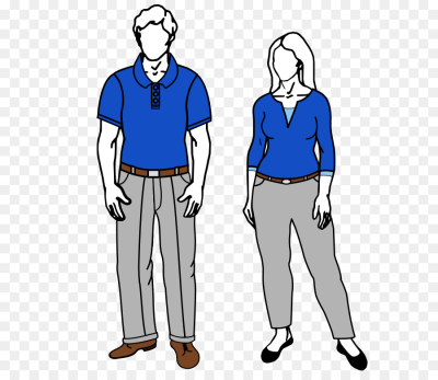 Business casual Clothing Dress code Clip art - business attire png ...