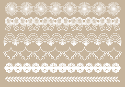 Lace Border Free Vector Art - (9,935 Free Downloads)