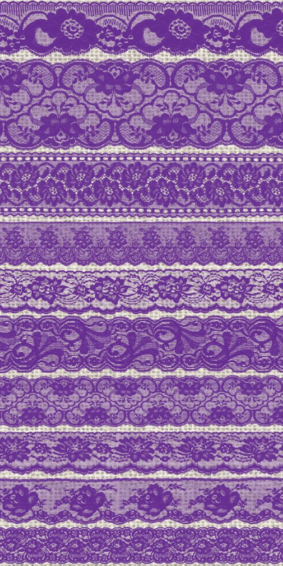 Purple Lace Clipart, Vintage Lace borders clip art scrapbook ...
