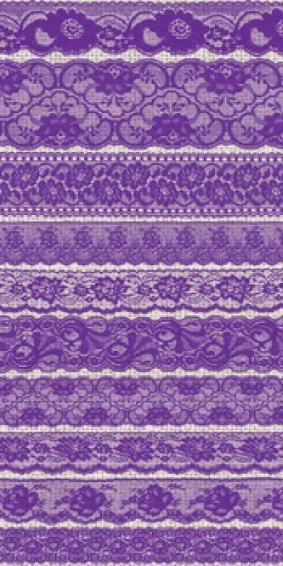 Purple Lace Clipart, Vintage Lace borders clip art scrapbook png ...