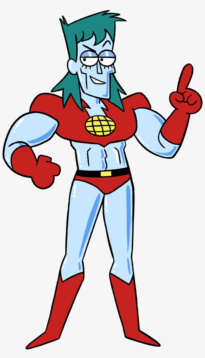 Captain Planet - Ok Ko Let's Be Heroes Red Action PNG Image ...
