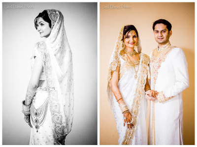 Download Free png muslim hindu indian wedding couple portrait ...
