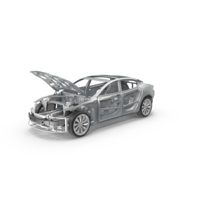 Tesla Model S Frame and Chassis PNG Images & PSDs for Download ...