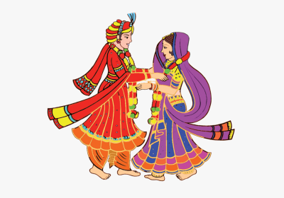 Groom Clipart Jaimala - Indian Wedding Clipart Png , Free ...