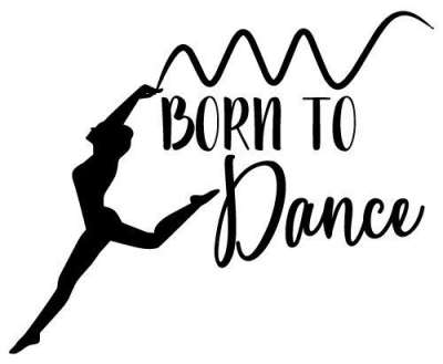 Free SVG Files | SVG, PNG, DXF, EPS | Quote Born To Dance