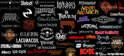 Metal Bands Wallpaper - All Heavy Metal Bands, Hd Wallpapers ...