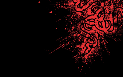 Razer Red HD Wallpaper | Background Image | 1920x1200 | ID:404838 ...