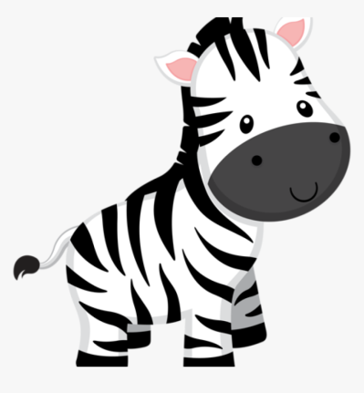 Zebra - Baby Zebra Clipart, HD Png Download , Transparent Png ...