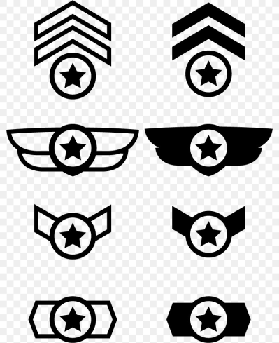 Military Badges Of The United States Euclidean Vector Insegna, PNG ...