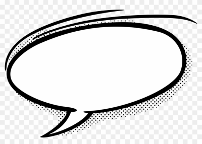 Comic Book Speech Bubble Png - Comic Png, Transparent Png (#227969 ...