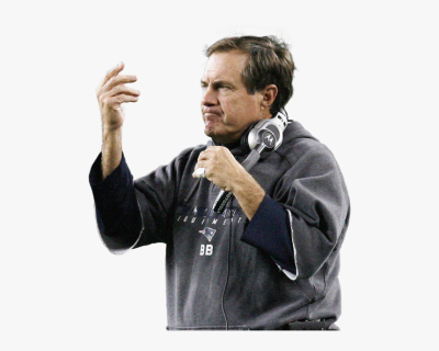 Bill Belichick - Public Speaking, HD Png Download , Transparent ...