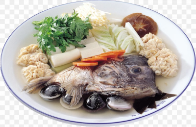 Fish Steak Seafood, PNG, 2766x1794px, Fish Steak, Asian Food, Canh ...