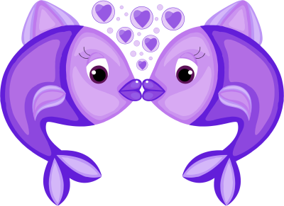 Blue Fish PNG Photos