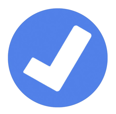 Facebook Verified Badge PNG Image