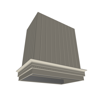 Exhaust Hood PNG HD