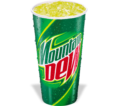 Mountain Dew Transparent PNG