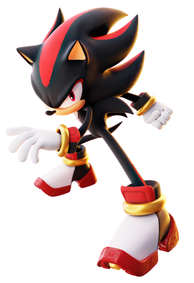 Shadow The Hedgehog PNG Clipart
