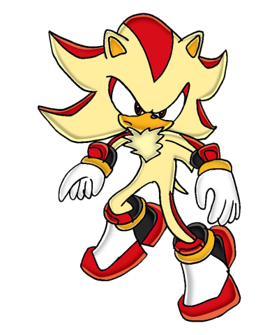 Shadow The Hedgehog PNG File