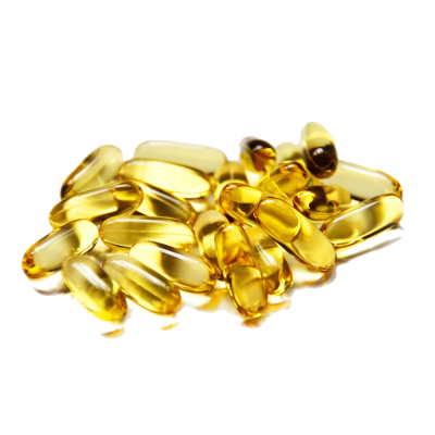 Dietary Supplement Fish Oil Capsule Transparent PNG