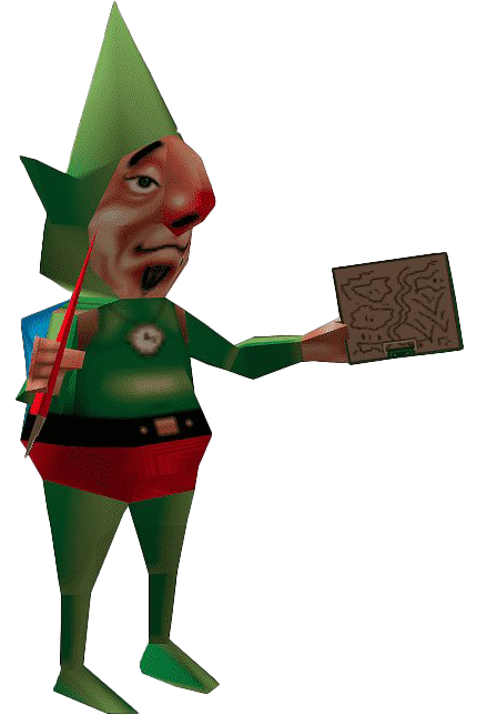 Tingle PNG Transparent Picture