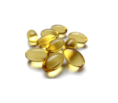 Dietary Supplement Fish Oil Capsule PNG Transparent Picture