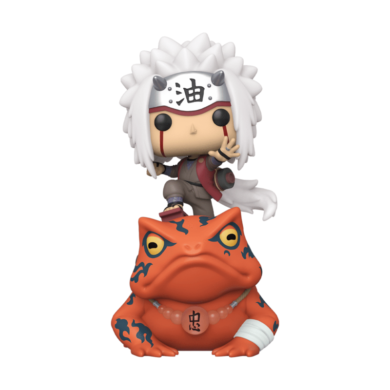 Naruto Jiraiya PNG Transparent Picture