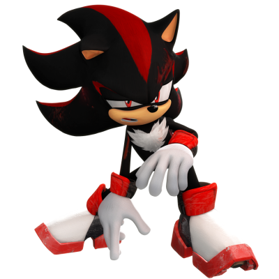 Shadow The Hedgehog PNG Photos