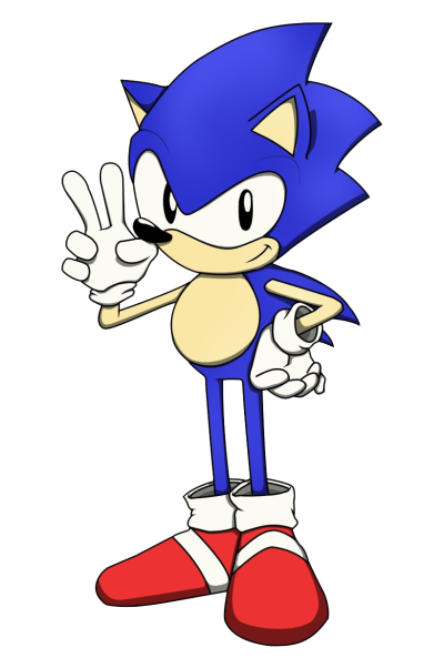 Sonic The Hedgehog Movie PNG Photos
