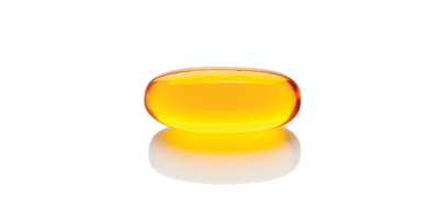 Fish Oil Capsule PNG Transparent Picture