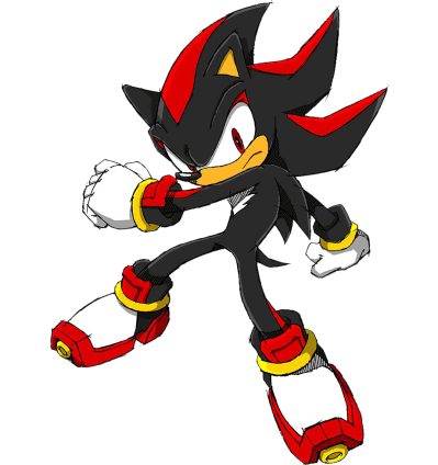Shadow The Hedgehog Sonic Transparent Background