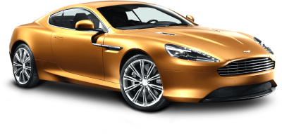 Aston Martin Transparent Background