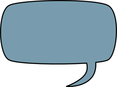 Speech Bubble PNG Transparent HD Photo