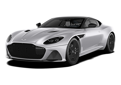 Gray Aston Martin Transparent PNG