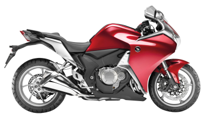 Honda Bike PNG Transparent Picture