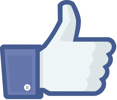 Facebook Like PNG Pic