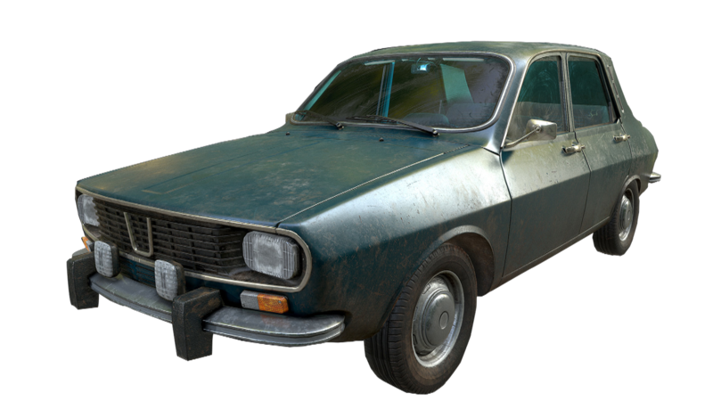 PUBG Vehicle PNG Image
