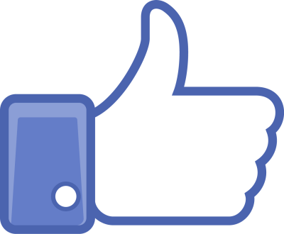 Facebook Like Transparent PNG